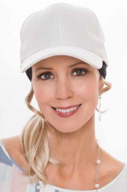 Metallic Shimmer Baseball Cap | Baseball Caps for Women