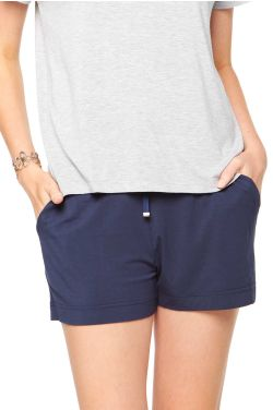Viscose from Bamboo Shorts | Cardani Clothing Karla Drawstring Shorts