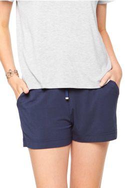 Viscose from Bamboo Shorts | Cardani Clothing Karla Drawstring Shorts