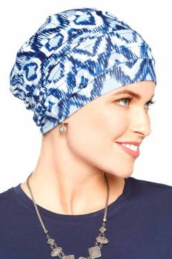 Cardani® Mod Slouchy Snood Turban | Viscose from Bamboo Hat