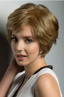 Mono Wiglet 36 LF by Estetica Designs Wigs - Lace Front, Monofilament Top Hairpiece