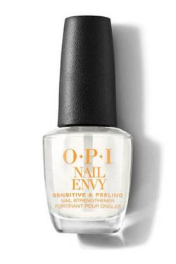 OPI Nail Envy - Sensitive & Peeling | Professional Nail Care Treatment and Strengthener