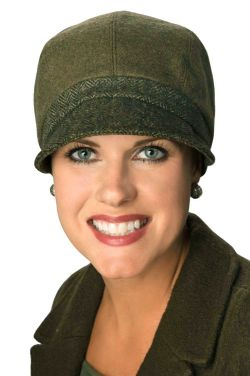 Nancy Newsboy Hat - Winter Hat for Women