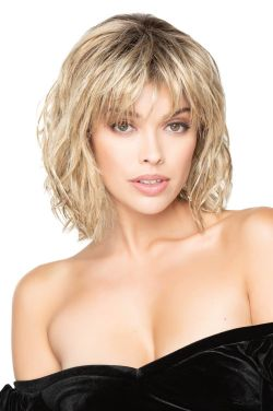 New Wave by Tressallure Wigs - Lace Front, Monofilament Top Wig