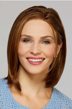 Brooklyn by Henry Margu Wigs - Lace Front, Monofilament Part Wig