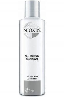 Nioxin System 1 Scalp Therapy Conditioner | Designed for Natural Hair with Light Thinning