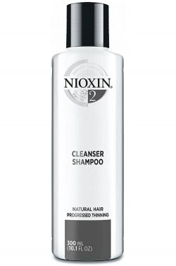 Nioxin System 2 Cleanser Shampoo   For Naturally Fine Hair Or Progressed Thinning