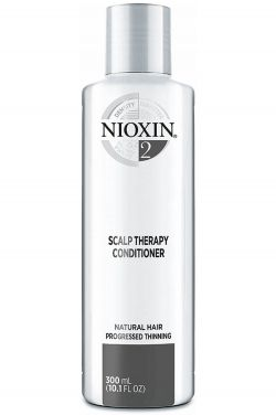 Nioxin System 2 Scalp Therapy Conditioner | Strengthens and Moisturizes Hair