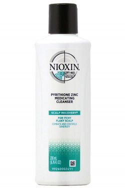 Nioxin Scalp Recovery Medicating Cleanser |Combats and Controls Dandruff
