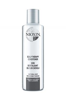 Nioxin System 2 Scalp Therapy Conditioner | Strengthens and Moisturizes Hair |