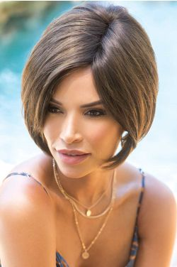 Emery by Noriko Wigs - Lace Front, Monofilament Part Wig