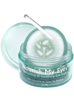 Nourish My Eyes - Pamper Your Eyes for Cancer Patients |
