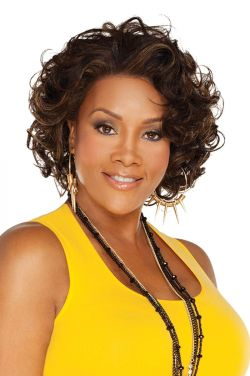 Obsess by Vivica Fox Wigs - Human Hair, Lace Front Wig
