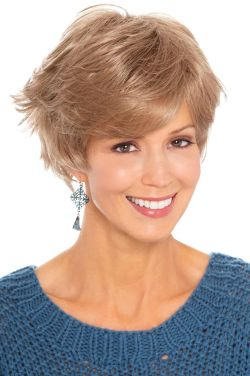 Petite Olivia by Cardani Wigs | Short Sassy Wigs for Women