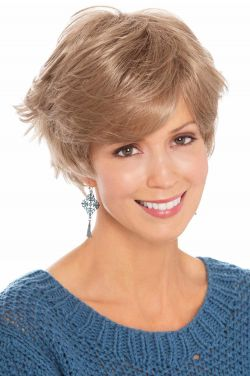 Olivia by Cardani | Short Sassy Wigs for Women