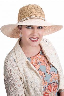 Opal Sun Hat | Summer Hats for Women | Sun Protection UPF 50+ Hats