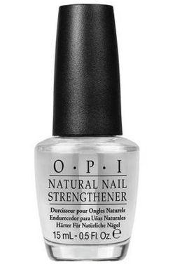 OPI Natural Nail Strengthener  Professional Nail Care Base Coat