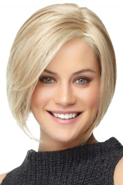 Opulence by Eva Gabor Wigs- Monofilament, Lace Front Wig