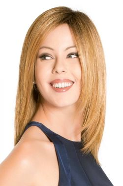 Peppermint by Belle Tress Wigs - Heat Friendly Synthetic, Lace Front Wig