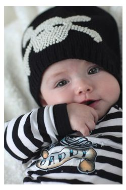 Pirate Beanie Cap For Kids