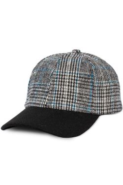Plaid Felt Baseball Cap | Baseball Hats for Women