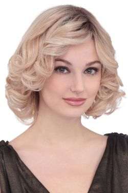 PLF008HM by Louis Ferre Wigs - Human Hair, Hand Tied, Monofilament, Lace Front Wig
