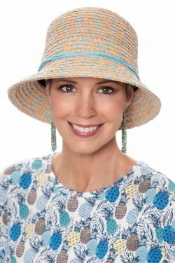 Pop of Color Bucket Hat | Summer Hats for Women
