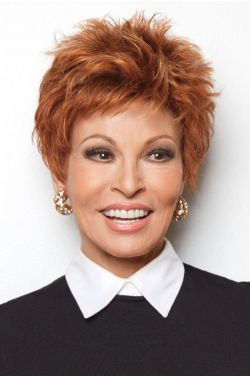 Short Spiky Wig | Power by Raquel Welch Wigs