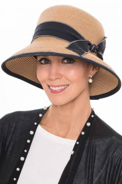 Presley Ribbon Cloche | Summer Hats for Women