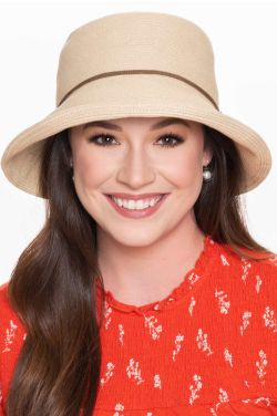 Priya Microbraid Sun Hat | Sun Hats for Women |