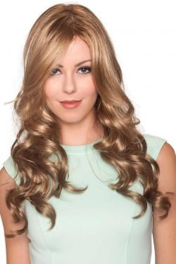 Pure Honey By Belle Tress Wigs - Heat Friendly Synthetic, Monofilament, Lace Front Wig