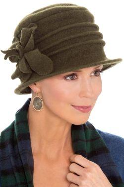 Quinn Wool Cloche Hat | Winter Hats for Women