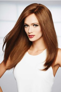 Contessa by Raquel Welch Wigs - Remy Human Hair, Lace Front, Hand Tied, Monofilament Wig