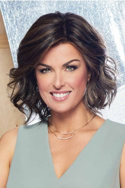 Editor's Pick by Raquel Welch Wigs - Lace Front, Monofilament Wig