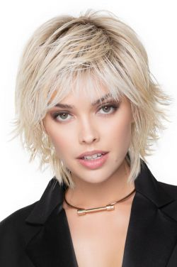 Razor Cut Shag by Tressallure Wigs - Heat Friendly Synthetic Wig