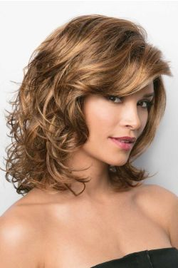 India by Rene of Paris Wigs - Lace Front, Monofilament Wigs