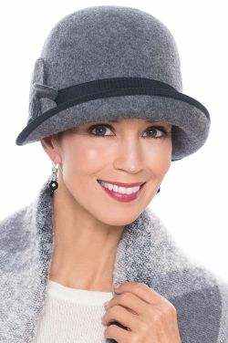 Retro Betty Cloche Hat | Vintage Style Hat for Women |