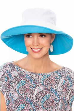 Reversible Beach Hat | Summer Hats for Women