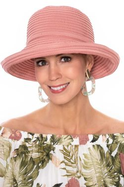 Ribbon Braid Kettle Brim Hat | Sun Hats for Women