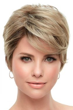 Rose by Jon Renau Wigs - Lace Front, Monofilament Wig
