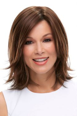 LAST CALL - Rosie by Jon Renau Wigs - Lace Front, Monofilament Wig