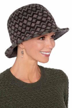 Rowen Diamond Cloche | Winter Hats for Women