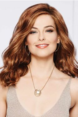 Runway Waves by Eva Gabor Wigs - Lace Front, Monofilament Part Wig
