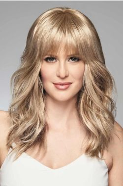 Faux Fringe Hairpiece by Raquel Welch Wigs - Monofilament Topper