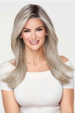 Mesmerized by Raquel Welch Wigs - HF Synthetic, Lace Front, Monofilament Top Wig