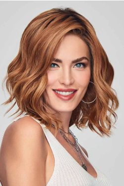 Simmer Elite by Raquel Welch Wigs - HF Synthetic, Lace Front, Monofilament Top Wig