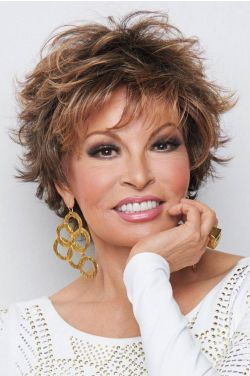 Voltage Elite by Raquel Welch Wigs - Lace Front, Monofilament Top, Hand Tied Wig