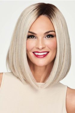 Current Events by Raquel Welch Wigs - HF Synthetic, Lace Front, Monofilament Part Wig