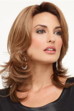 Rylee by Envy Wigs - Lace Front, Monofilament Wig