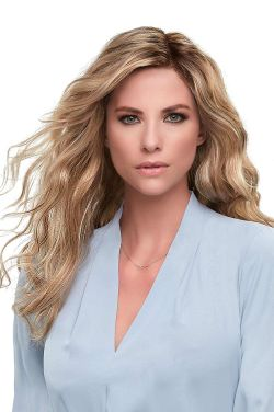 Large Sara by Jon Renau - Hand Tied, Lace Front, Monofilament Wigs